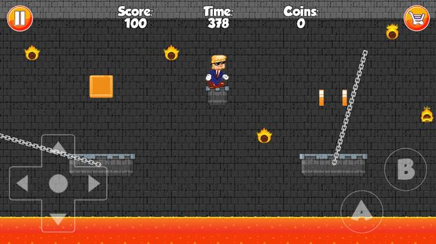 Super Trump Adventure screenshot 7