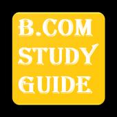B.Com Study Guide icon