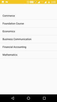 B.Com Study Guide screenshot 2