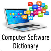 Computer Software Dictionary icon