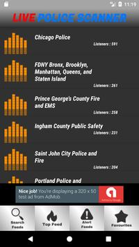 Police Scanner - Live screenshot 3
