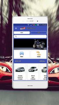 vehicle buzzzz screenshot 1