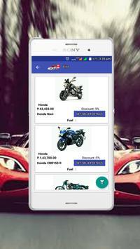 vehicle buzzzz screenshot 2