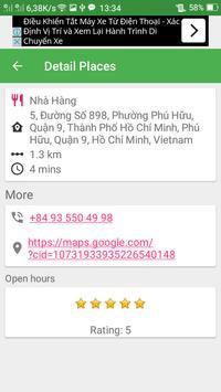 Restaurants Near Me apk screenshot
