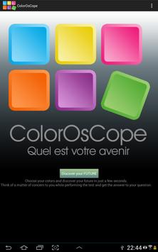 Color Horoscope poster