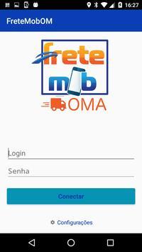 FreteMob OMA poster