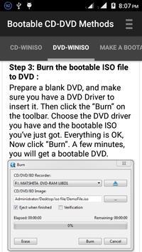 Bootable Methods(USB-CD-DVD) apk screenshot