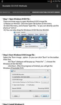 Bootable Methods(USB-CD-DVD) screenshot 5