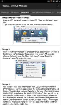 Bootable Methods(USB-CD-DVD) screenshot 6