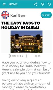 Vlugzee Dubai Articleopedia screenshot 2