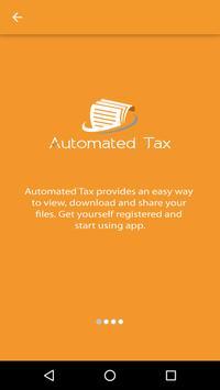 AutomatedTax apk screenshot