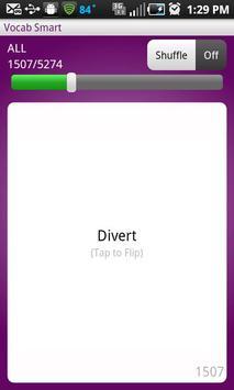 Vocab Smart apk screenshot