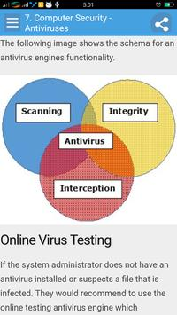 Learn Computer Security screenshot 3