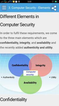 Learn Computer Security screenshot 1