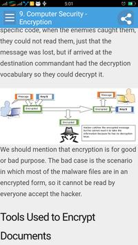 Learn Computer Security screenshot 4