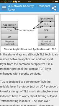 Learn Network Security screenshot 1