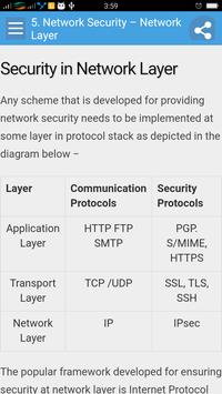 Learn Network Security screenshot 2