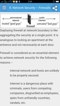 Learn Network Security screenshot 3
