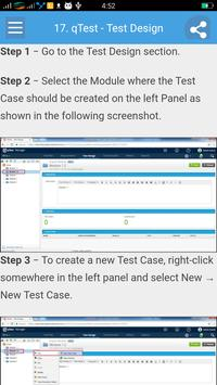 Learn qTest Full apk screenshot