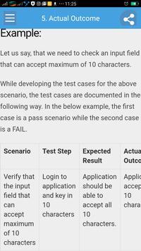 Learn Software Testing Dictionary Full screenshot 1
