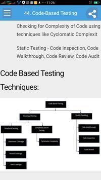 Learn Software Testing Dictionary Full screenshot 5