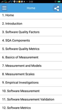 Software Quality Management poster