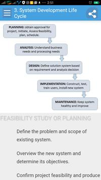 System Analysis and Design screenshot 1