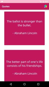 Quotes screenshot 2