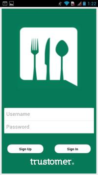 Trustomer App apk screenshot