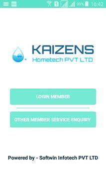 kaizens Hometech PVT LTD poster