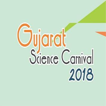 Gujarat Science Carnival 2018 poster