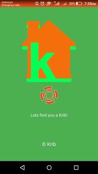 Krib Kenya poster