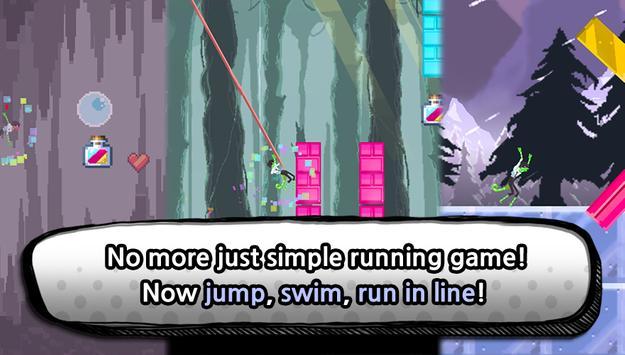 Chameleon Man : Run! screenshot 4
