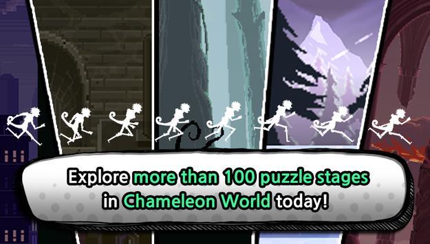 Chameleon Man : Run! screenshot 5