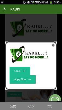 KADKI screenshot 2