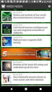 Weed Feeds poster