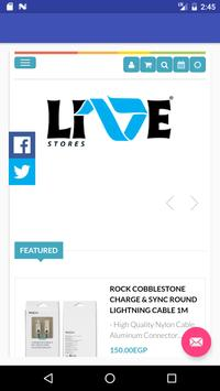 LiveStore screenshot 2