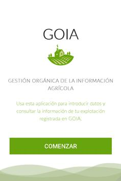 Goia  App poster