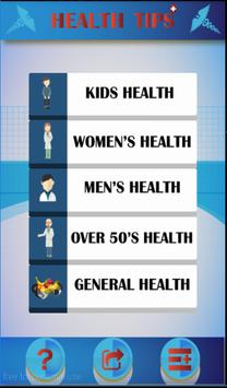 Daily Health Tips screenshot 3