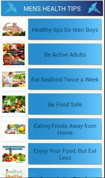 Daily Health Tips screenshot 2
