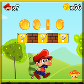 Super Adventure World Run icon