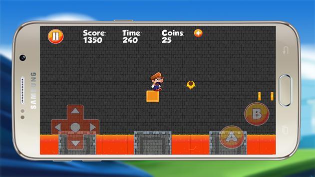 Super Adventure World Run screenshot 4