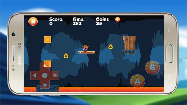Super Adventure World Run screenshot 5