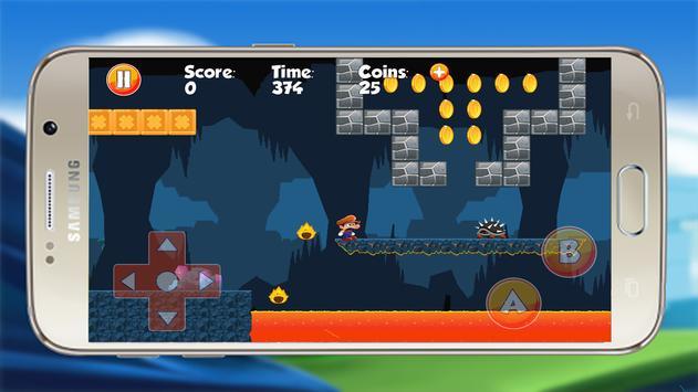 Super Adventure World Run screenshot 6