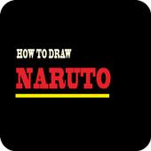 How To Draw Naruto icon