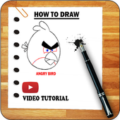 How To Draw Angry Birds video icon