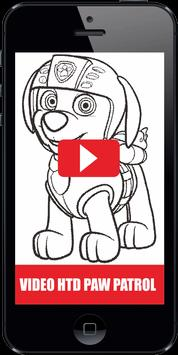 How To Draw Paw Patrol Video poster