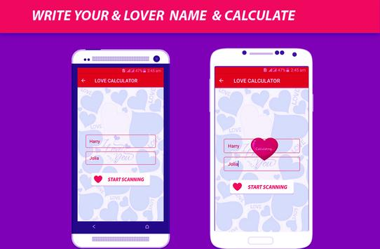 Real Love Calculator screenshot 3