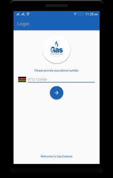 Gas Express screenshot 1