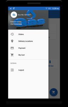 Gas Express screenshot 2